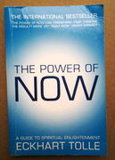 Echkhart Tolle: The Power of Now (käytetty)