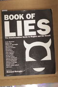 Book of Lies: The Disinformation Guide to Magick and the Occult (käytetty)