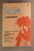 Book of the Hopi - Frank Waters  (käytetty)