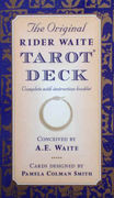 The Original Rider Waite Tarot -kortit