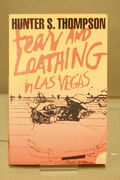 Fear and Loathing in Las Vegas - Hunter S. Thompson (käytetty)