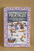 Norwegian Folk Tales - Peter Christen Asbjornsen and Jorgen Moe (käytetty)