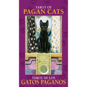 Miniature Tarot of Pagan Cats (cards)