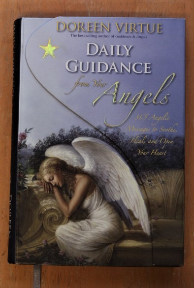 Doreen Virtue: Daily Guidance from Your Angels (käytetty)