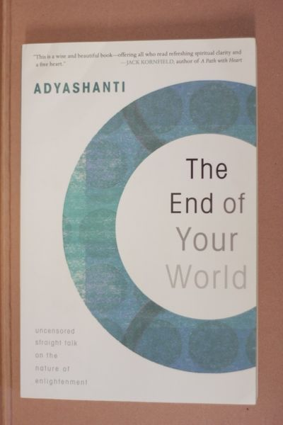 End of Your World,  Adyashanti (käytetty)