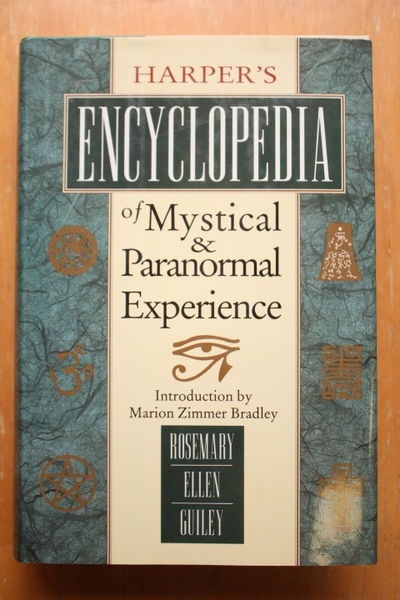 Rosemary Ellen Guiley: Harper's Encyclopedia of Mystical & Paranormal Experience (käytetty)
