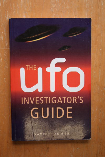 David Coomer: The UFO Investigator's Guide (käytetty)