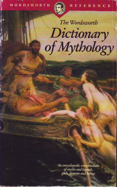 Fernand Comte: Dictionary of Mythology (used)