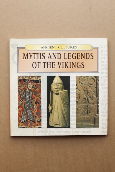 Myths and Legends of the Vikings (käytetty)