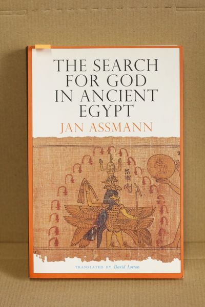 The Search for God in Ancient Egypt - Jan Assmann (käytetty)