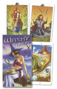 Witchy Tarot -kortit
