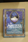 The Sorcerer's Companion: A Guide to the Magical World of Harry Potter - Allan Zola Kronzek & Elizabeth Kronzek (käytetty)