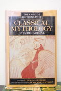 A Concise Dictionary of Classical Mythology (käytetty)