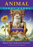 Animal Tarot Cards - Doreen Virtue & Radleigh Valentine