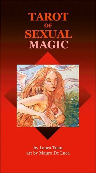 Tarot of Sexual Magic -tarotkortit