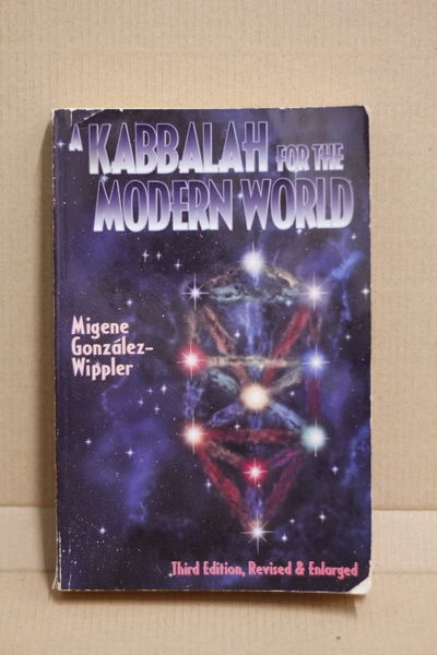 Kabbalah For The Modern World - Migene González-Wippler  (käytetty)