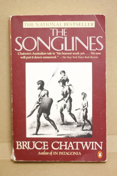 The Songlines - Bruce Chatwin (käytetty)